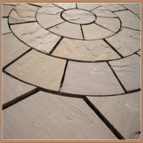 Golden Brown Sandstone