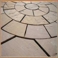 Golden Brown Sandstone