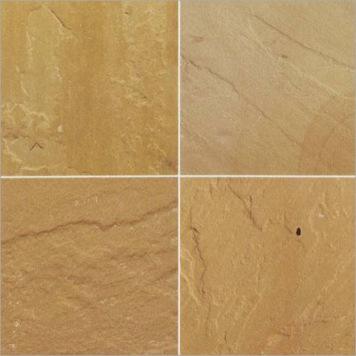 Lalitpur Yellow Sandstone tile