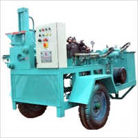 Diesel Briquetting Machine