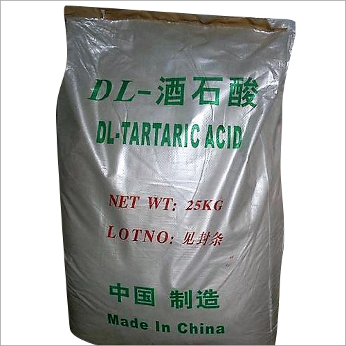 DL Tartaric Acid
