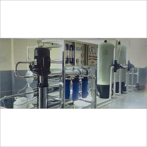 Water Treatment Plant Project