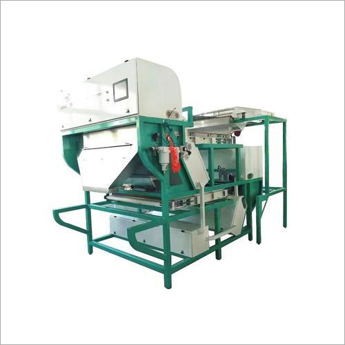 RGB Belt Color Sorter Machine