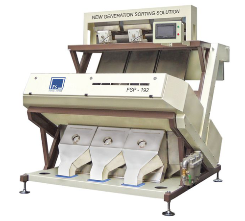 Automatic Color Sorter Machine