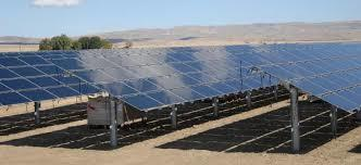 Solar Plat Work