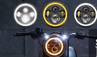 PROJECTOR LED HEADLIGHT FOR ROYAL ENFIELD