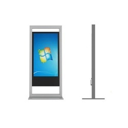 42 inch Wall-Mount LED Window Display Kiosk