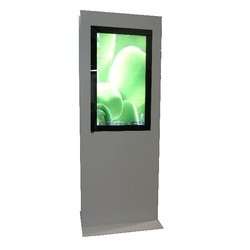 55 inch High Quality Window Display Kiosk