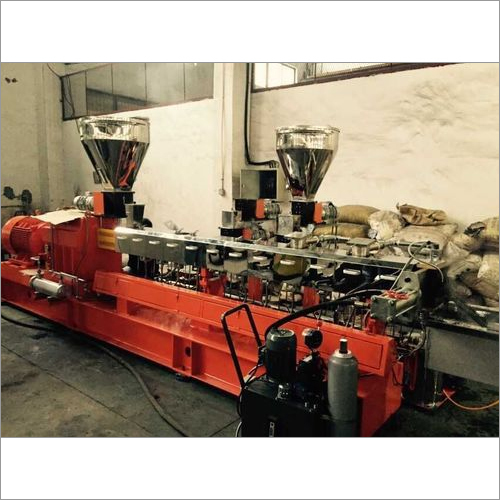 TSE65C TWIN SCREW EXTRUDER