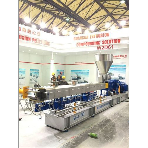 TSE75C TWIN SCREW EXTRUDER