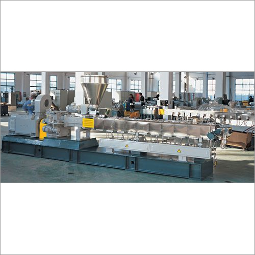 TSE75D TWIN SCREW EXTRUDER