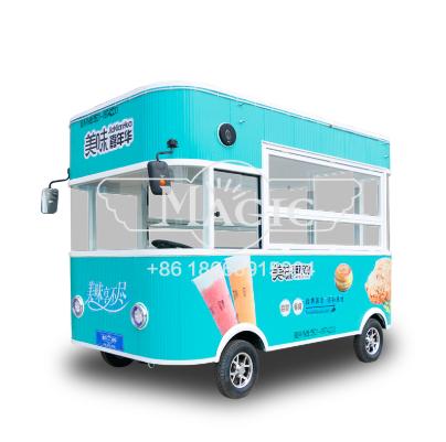 Magic Food Truck
