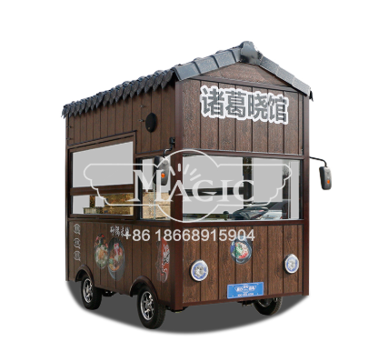 Chinese Design Food Truck