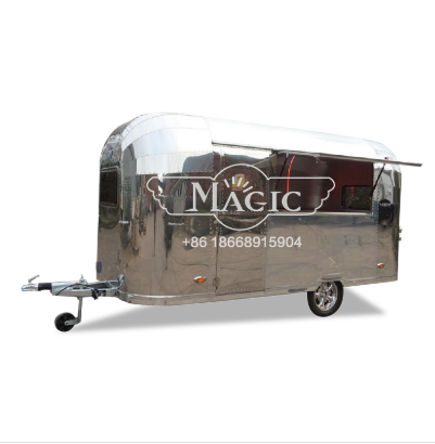 Airstream Food trailer