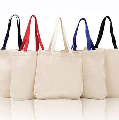 Colour Cotton Bags