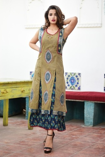 Traditional Summer Kurti
