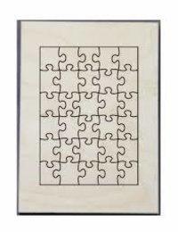 Special Shape Puzzle Dies