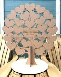 MDF FOR WEDDING DIES