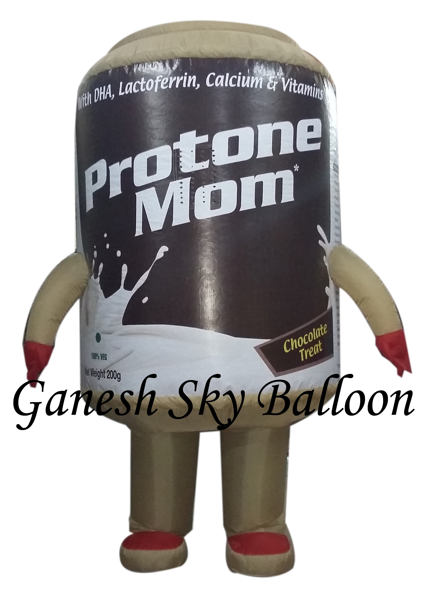 Advertising walking Inflatable