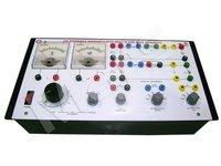 LCR Resonance Apparatus with Inbuilt Sine wave Oscillator