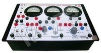 UJT Characteristics Apparatus & UJT as Relaxation Oscillator