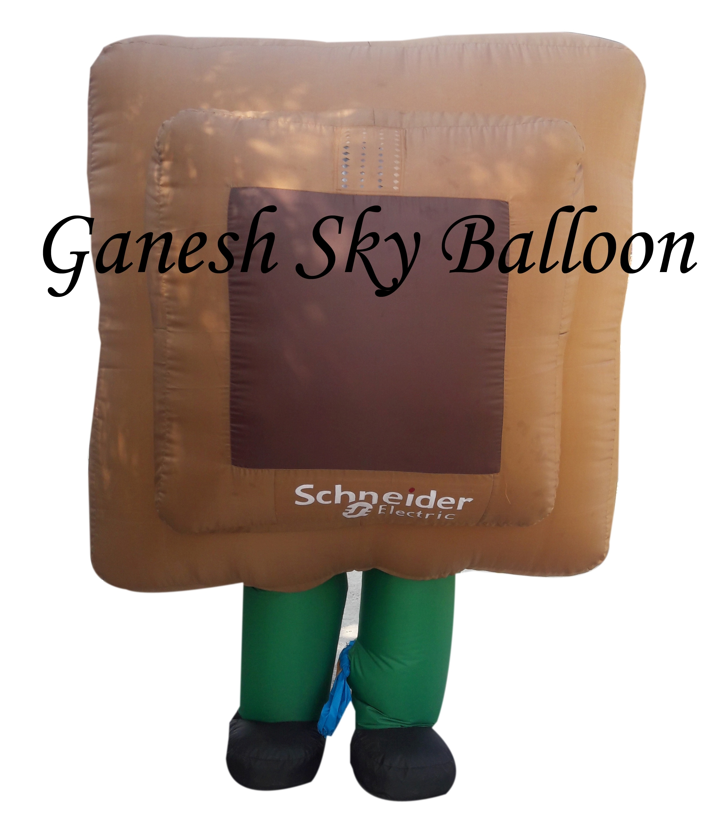 Advertising Walking balloons