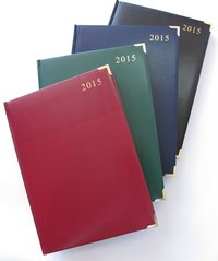 Corporate Leather Diary