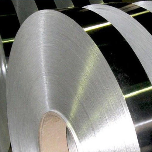 Zinc Coated Steel Strips