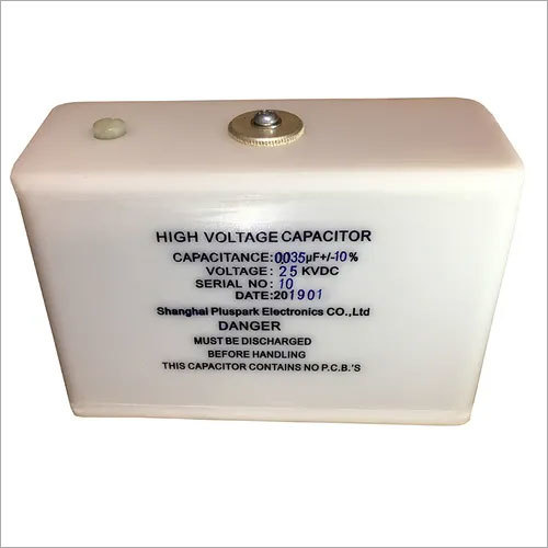 High Voltage Capacitor 25kV 0.035uF,HV Pulse Discharge and DC Capacitor 25KV 35nF