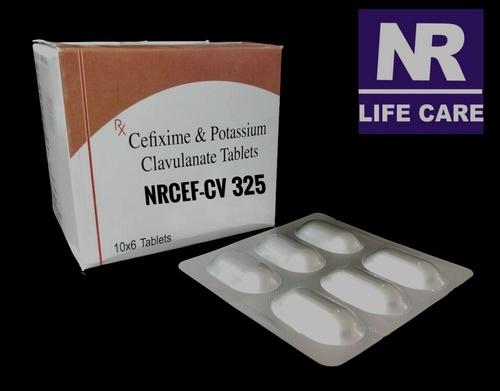 Cefixime + Clavulanic Acid