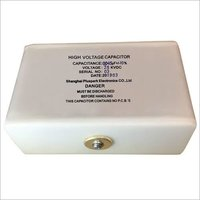 Capacitor 25kV 0.045uF,High Voltage Pulse Discharge Capacitor 25kV 45nF