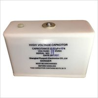 High Voltage Capacitor 25kV 0.05uF,HV Pulse Discharge And DC Capacitor 25kV 50nF