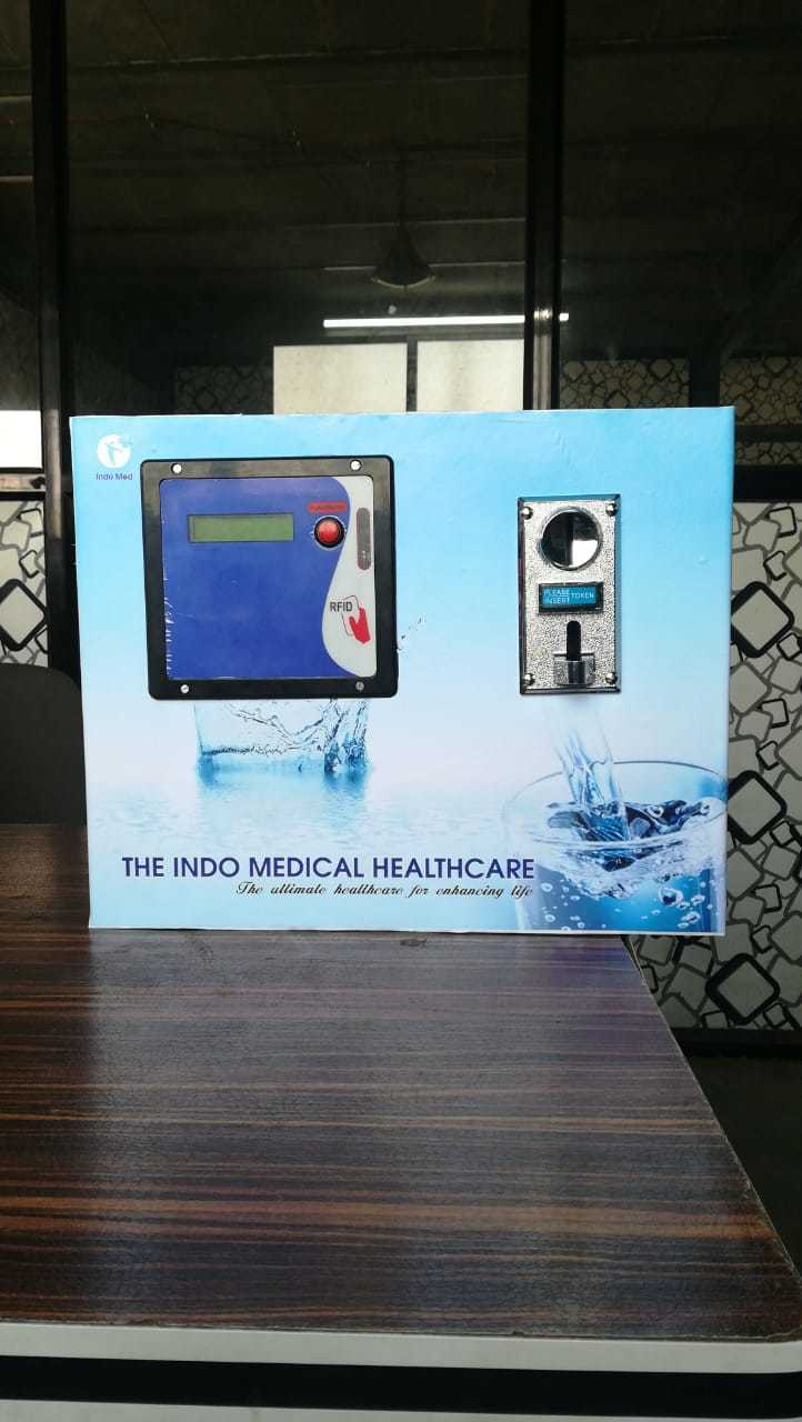 Smart Card and Coin operated Water ATM
