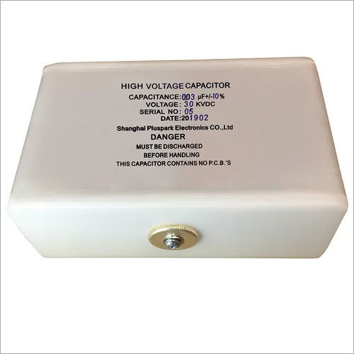 Capacitor 30kV 0.03uF,High Voltage Pulse Discharge Capacitor 30kV 30nF