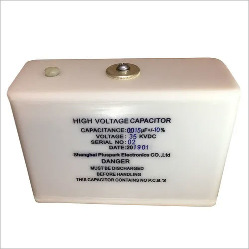 Capacitor 35kV 0.015uF,HV Pulse Discharge Capacitor 35kV 15nF