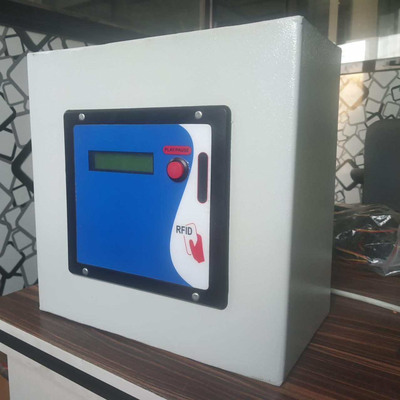 Smart Card Operated Water ATM