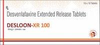 Desvenlafaxine Extended Release Tablets