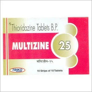 thioridazine tablets bp