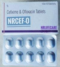 Cefixime200mg/Ofloxacin200mg