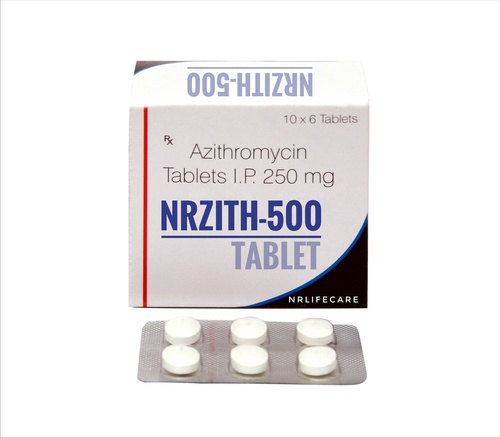Azithromycin Tablets(NRZITH-500)
