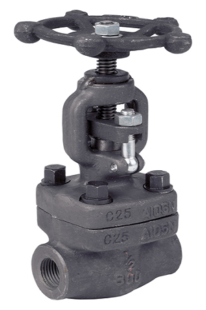 Screwed Globe valve