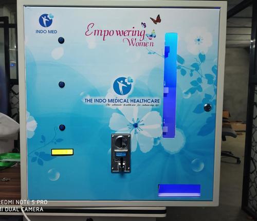 Feminine Sanitary Napkin Vending Machine