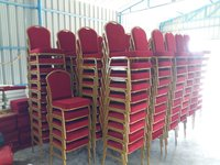 Metal Banquet Chairs