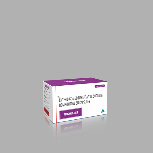 Pantoprazole 40mg + Domperidone 30mg
