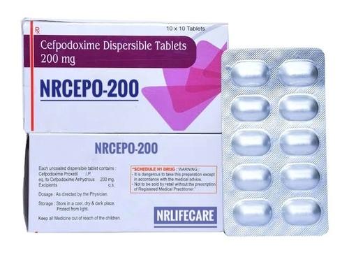 Cefpodoxime Dispersible Tablets ( NRCEFPO-200)