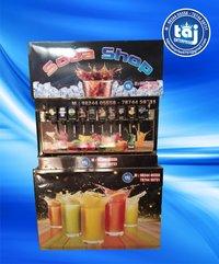 Multi Flavour Soda Machine