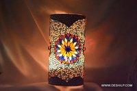 Decorative Mosaic Candle Holder