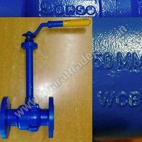 Extended Spindle Ball Valve
