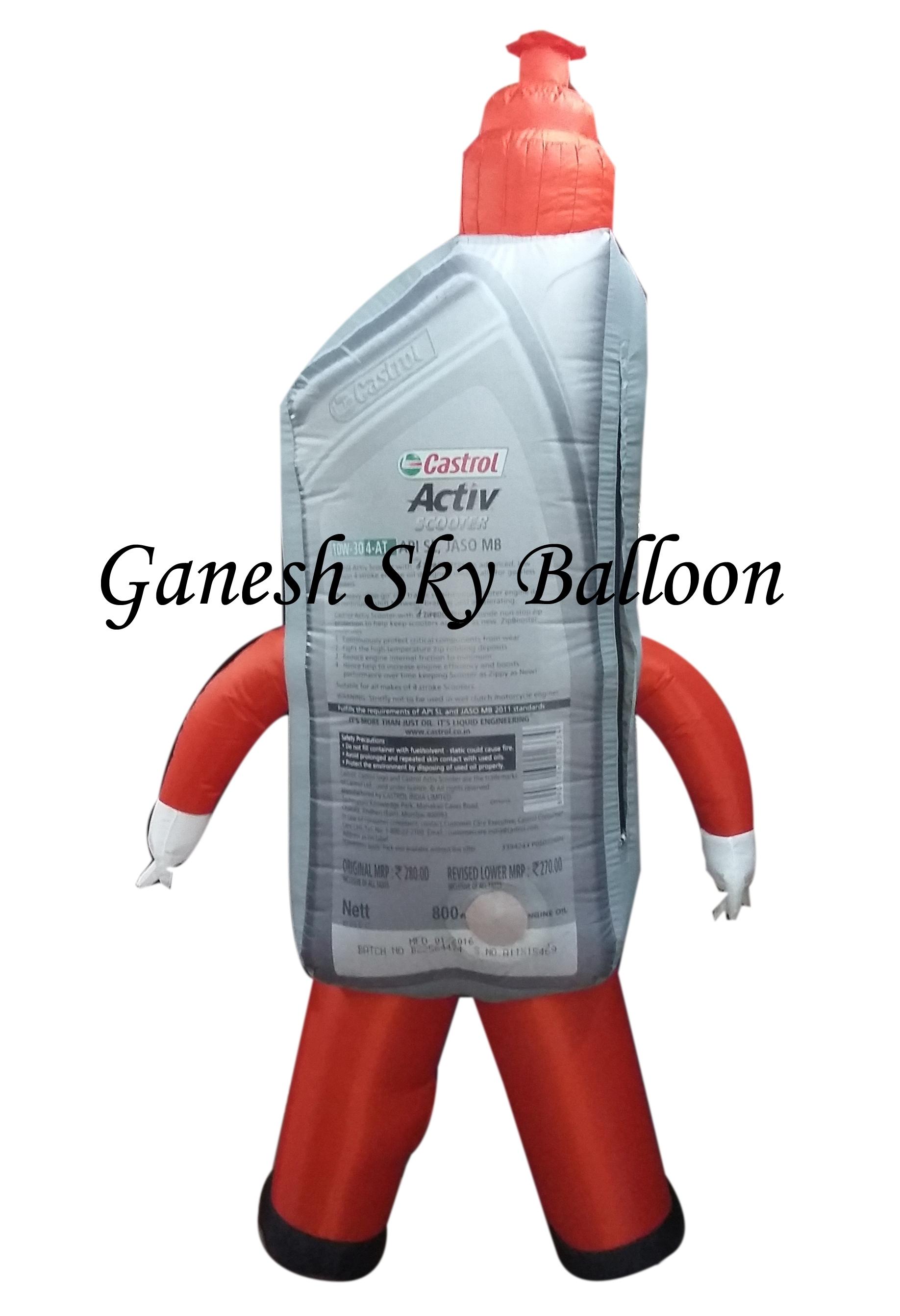 Ganesh Walking Inflatables