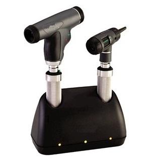 Universal Otoscope & Opthalmoscope Set